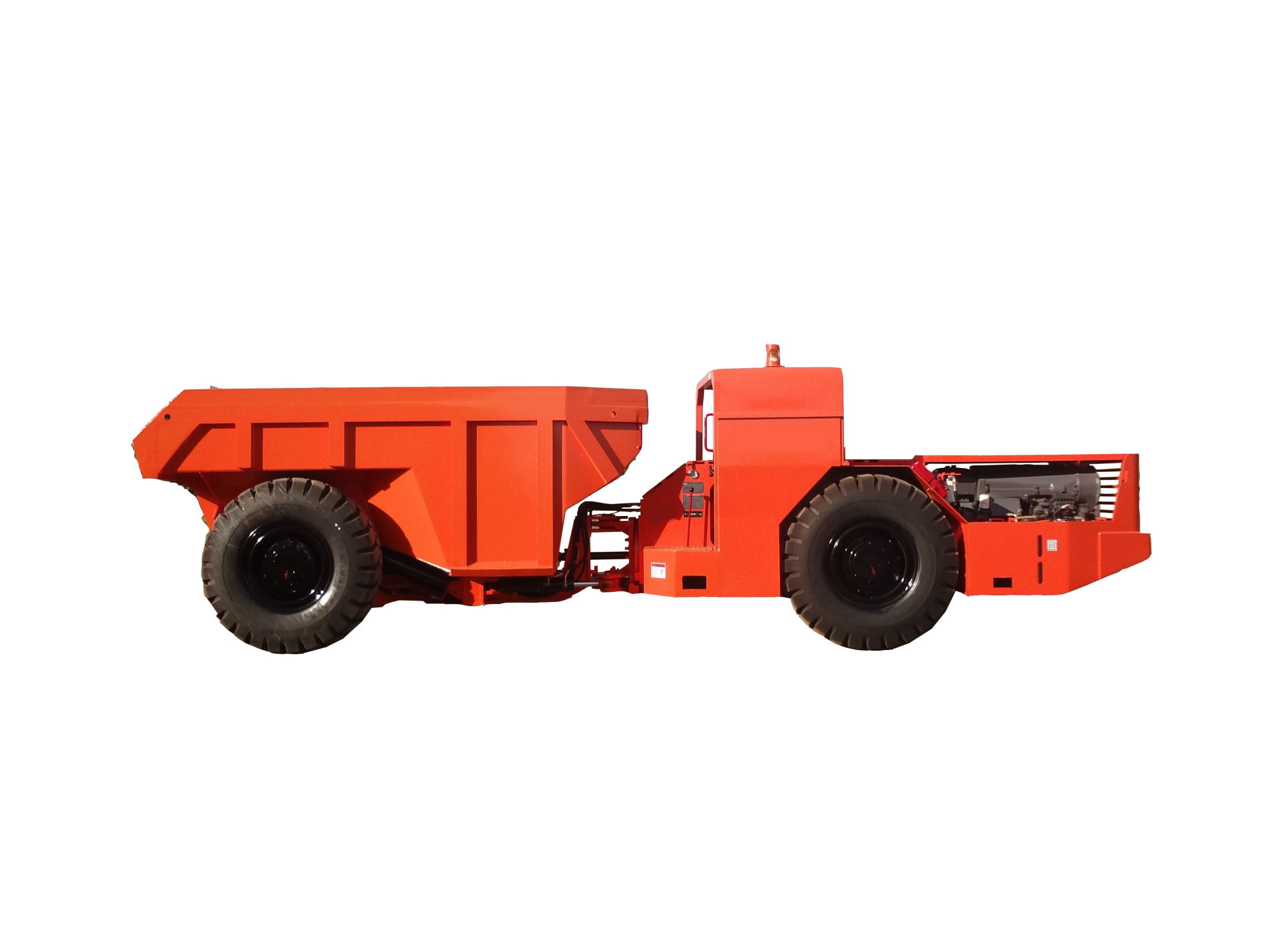 ROXMECH RT-12 Low Profile Dump Truck